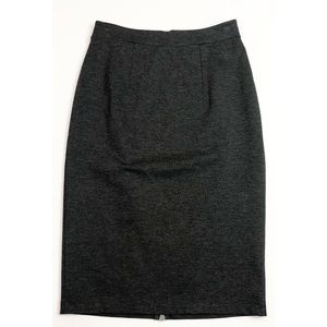 Halogen Pencil Skirt-Full Zip Back size 0